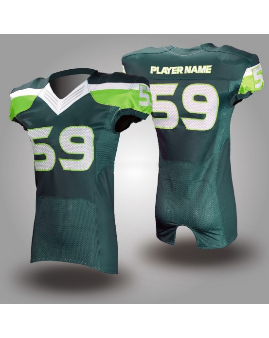 American Foot Ball Uniform