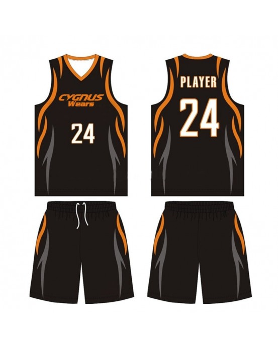 Basket Ball Uniform Female